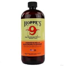 Hoppes No. 9, Gun Bore Cleaner, 16oz.