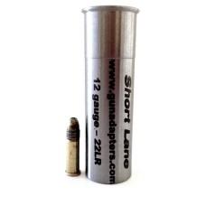 Short Lane, Shotgun Adapter, 12 gauge to 22 LR or Shorts Scavenger Series