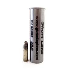 Short Lane, Shotgun Adapter, 20 gauge to 22 LR or Shorts Scavenger Series
